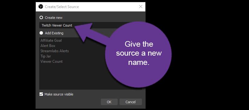 Name Source