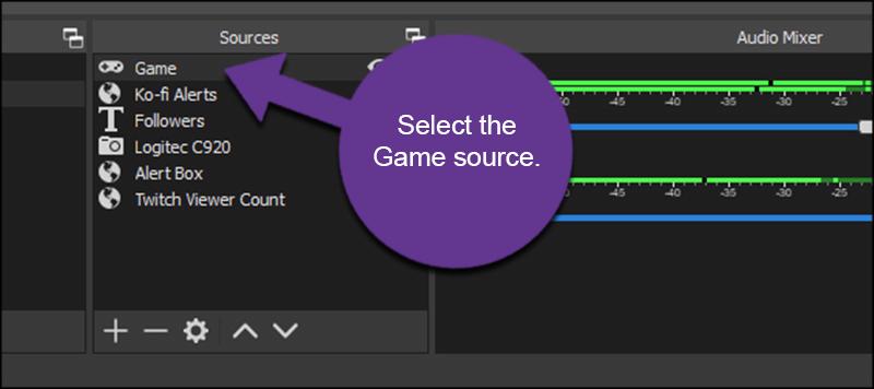 Select Game Source