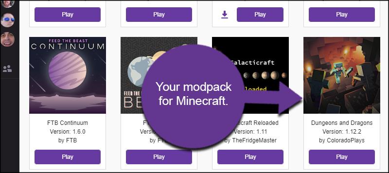 How to Create Custom Minecraft Modpacks in Twitch (Java)
