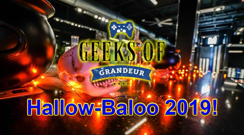 Hallow-Baloo 2019