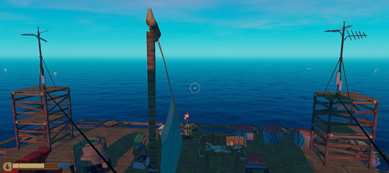 Raft Antennae