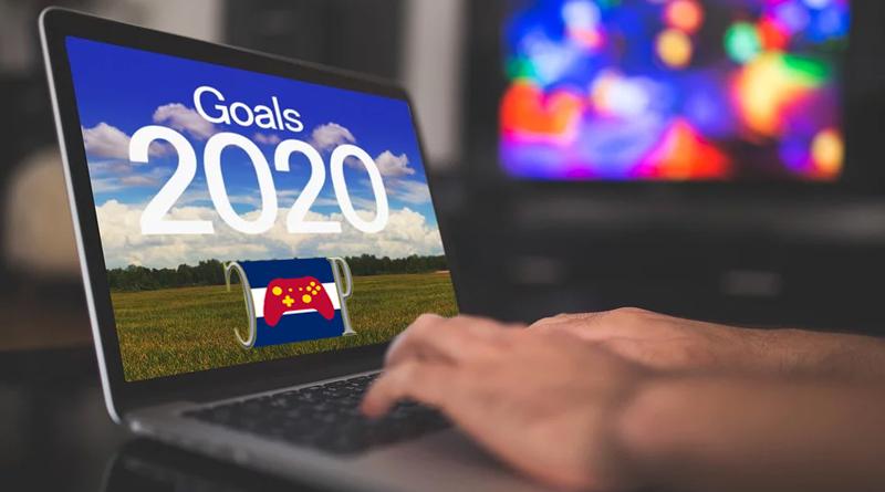 ColoradoPlays 2020 Goals