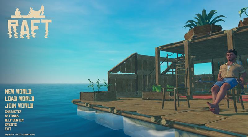 Raft Update 10
