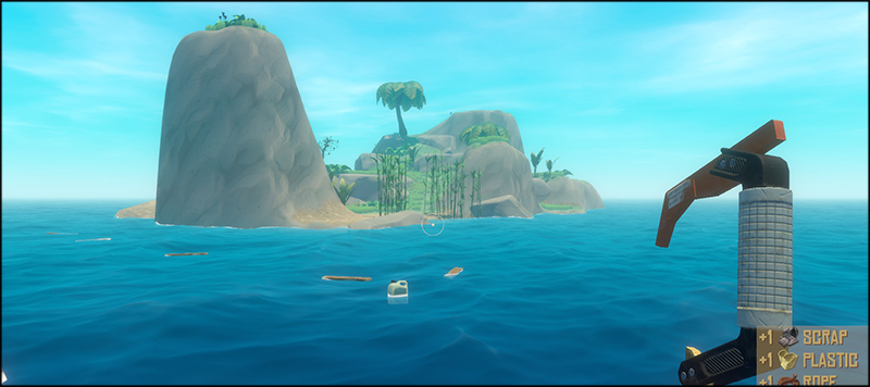 Raft Update Islands