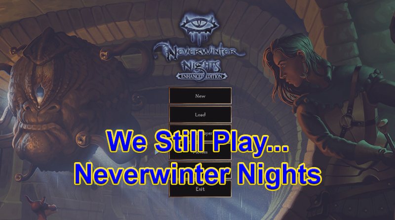 Play Neverwinter Nights