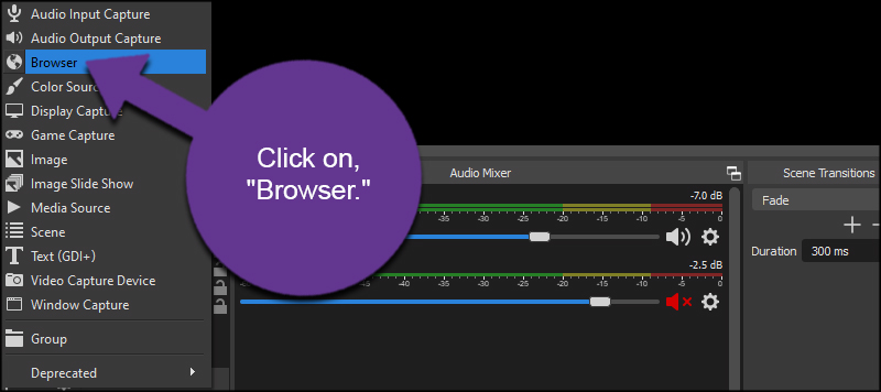 Browser Source
