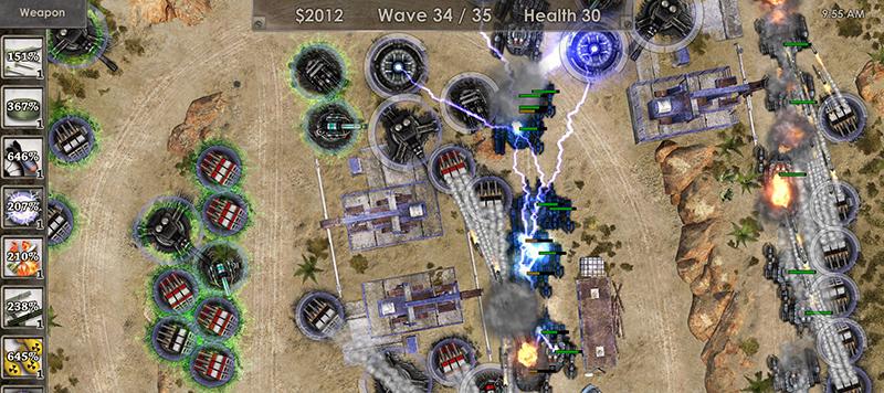 Defenze Zone Play
