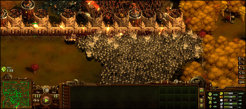 They Are Billions Horde