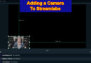 Adding Camera Streamlabs OBS