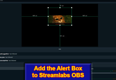 Alert Box to Streamlabs OBS