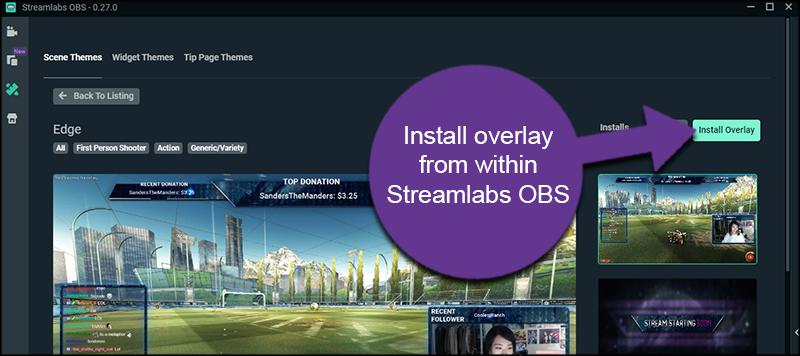 Install Overlay