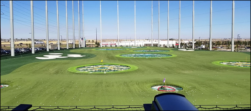 Topgolf Thornton Fairway