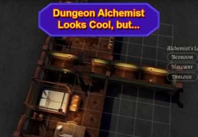 Dungeon Alchemist