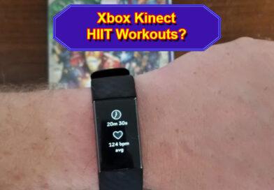 Kinect HIIT Workout