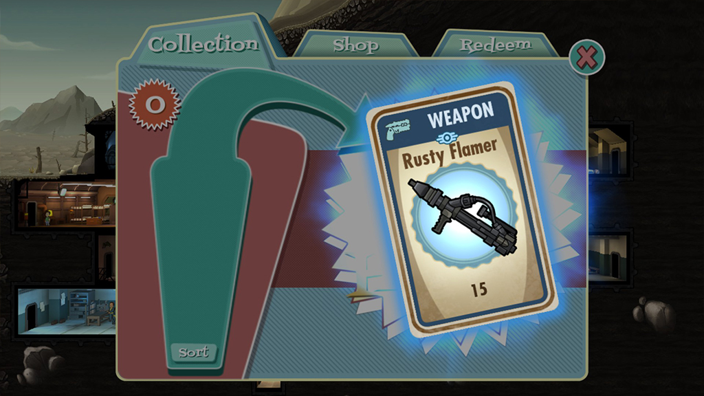 Bonus Weapon