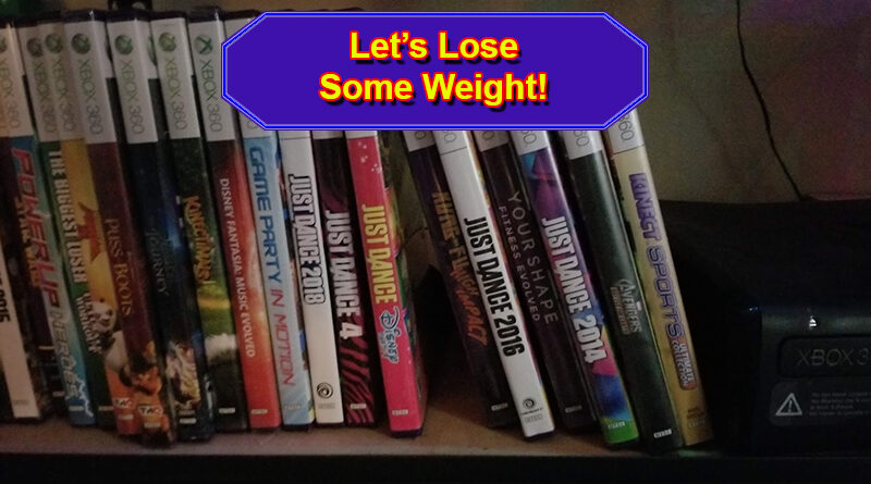 Lose Weight in a Week Kinect